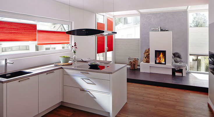 Best Tende A Vetro Per Cucina Moderna Photos - Skilifts.us ...